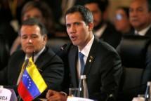 venezuela lanh dao doi lap tro ve nuoc nguy co bung phat cang thang