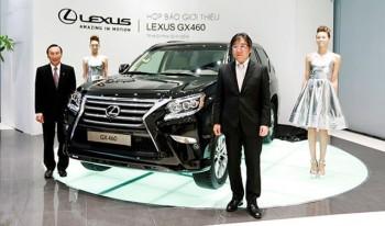 Nhiều xe Lexus GX460 tại Việt Nam bị lỗi túi khí