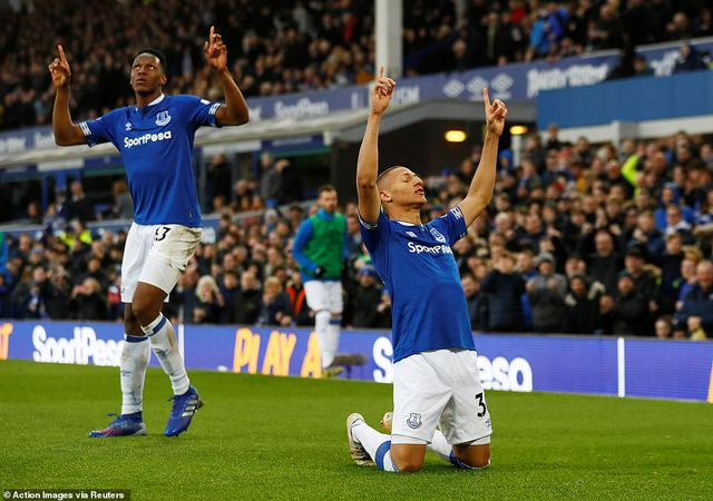 everton 2 0 chelsea that vong cho the blues