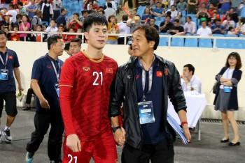 Đội hình U23 Việt Nam đấu Indonesia: Đình Trọng, Quang Hải đá chính