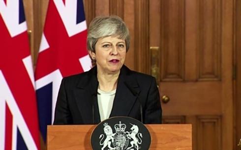 ghe thu tuong cua ba theresa may bi de doa khi brexit be tac