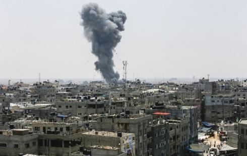 nguy co cuoc chien tranh lan thu 4 cua nguoi palestine