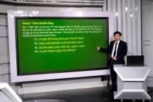 thai nguyen to chuc day va hoc tren truyen hinh tu ngay 1632020