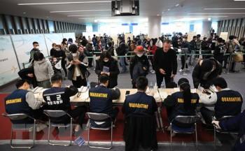Hàn Quốc xử lý người nước ngoài không tuân thủ quy định phòng dịch