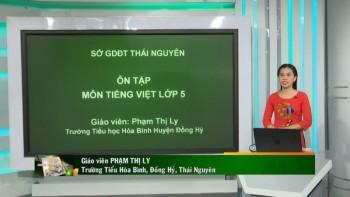 on tap kien thuc pho thong mon tieng viet lop 5 cau don va cau ghep