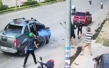 Đối tượng cầm đầu vụ hỗn chiến có súng ở Đồng Nai ra đầu thú