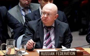 Nghị quyết về Syria do Nga đề xuất không được thông qua