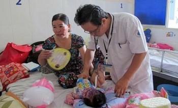 Quảng Ngãi ghi nhận hơn 120 ca bệnh thuỷ đậu trong 2 tháng