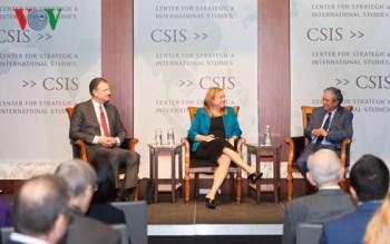 Đại sứ Việt Nam và Hoa Kỳ đối thoại về quan hệ hai nước