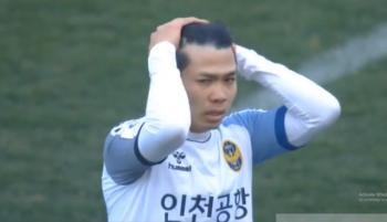 HLV Incheon United lên tiếng khen ngợi Công Phượng