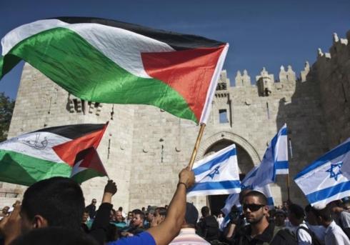 israel se dong cua bien gioi gaza va bo tay trong ngay bau cu