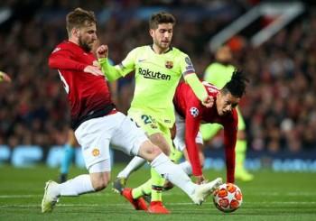 MU tổn thất lực lượng trước trận lượt về với Barcelona