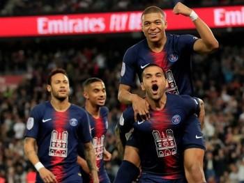 Mbappe lập hat-trick, PSG chính thức vô địch Ligue 1