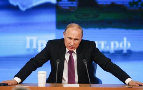 Tổng thống Putin chỉ trích phương Tây trước chuyến thăm Trung Quốc