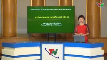 Ôn tập kiến thức phổ thông môn Ngữ văn lớp 12: Làm bài đọc hiểu trong đề thi THPT Quốc gia