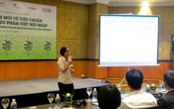 Nâng cao chất lượng nông sản Việt Nam trong hội nhập