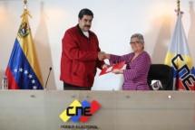 venezuela khoi dong tien trinh soan thao hien phap moi
