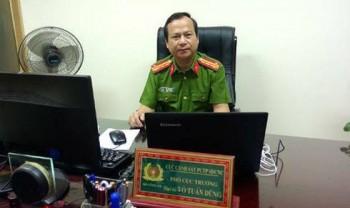 Phó Cục trưởng C50, Bộ Công an tử vong tại trụ sở làm việc