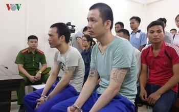 Hai tử tù vượt ngục ở Hà Nội lĩnh án