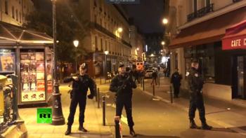 Pháp điều tra vụ tấn công bằng dao tại Paris theo hướng khủng bố