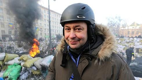 ukraine bat truong dai dien cua hang tin nga ria novosti