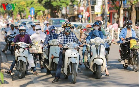 nang nong nen nhiet ha noi co the cao hon 2 den 5 do so voi du bao