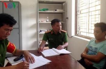 Thừa Thiên-Huế: Bắt 3 đối tượng trộm số lượng lớn dầu diesel