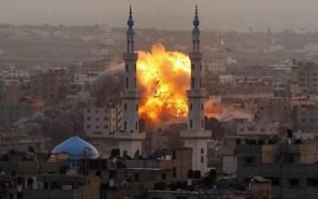 israel khong kich luc luong hai quan hamas tai dai gaza