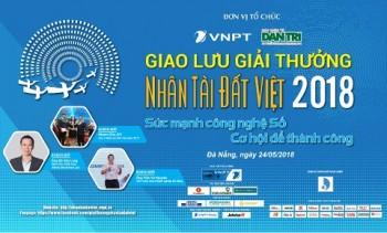 nhan tai dat viet 2018 truyen lua khoi nghiep voi sinh vien da nang