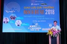 giao luu nhan tai dat viet 2018 tai da nang bi quyet nao de startup thanh cong