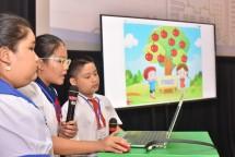 google lan dau tien day lap trend scratch mien phi cho tre em viet nam
