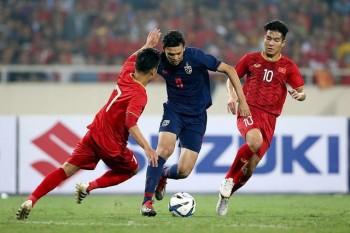 Đội tuyển Việt Nam sẽ gặp bất lợi lớn nếu thua Thái Lan ở King's Cup