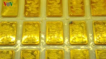 Giá vàng SJC có ngày tăng giá mạnh