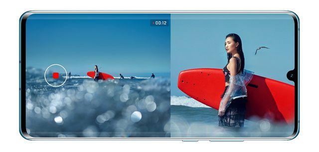 huawei da chinh thuc dua tinh nang quay video cung luc 2 camera len smartphone