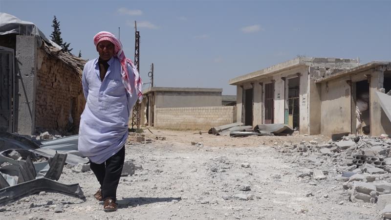giao tranh o syria se lang xuong khi quan chinh phu ngung ban o idlib