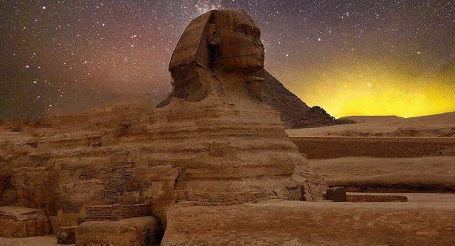 he lo bi mat cua nhung canh cua gia trong lang mo cua pharaoh