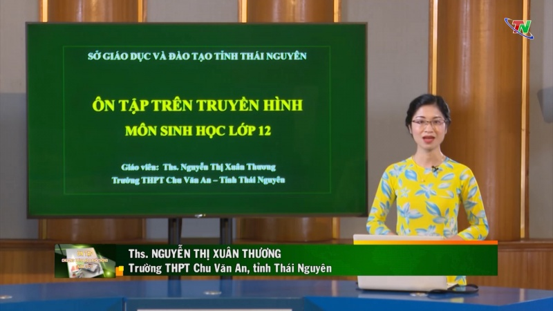 on tap chuong trinh pho thong mon sinh hoc lop 12 tinh quy luat cua hien tuong di truyen