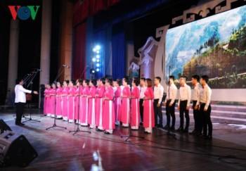 Hơn 1.000 nghệ sĩ tham gia Hội thi hợp xướng quốc tế Hội An lần thứ 5