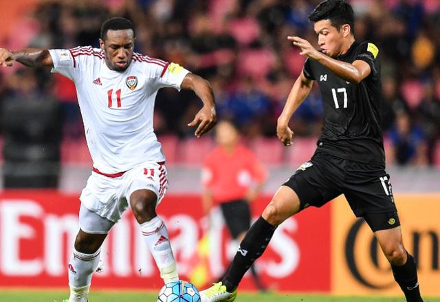 thai lan danh roi chien thang truoc uae tai vong loai world cup