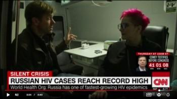 Đại dịch HIV đang tàn phá nước Nga?