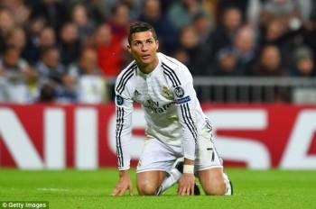 Từ chối tăng lương, Real Madrid sẵn sàng để C.Ronaldo ra đi