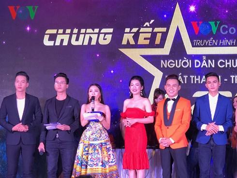 chung ket cuoc thi nguoi dan chuong trinh phat thanh truyen hinh 2018