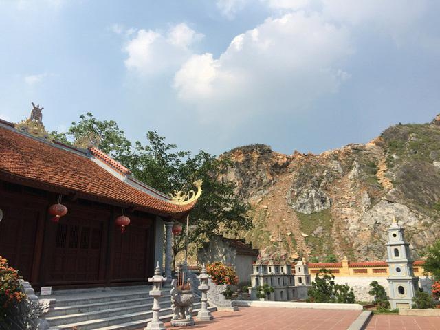 Chùa Hàn Sơn lâm nguy vì khai thác đá: Tỉnh Thanh Hóa yêu cầu làm việc với Ninh Bình