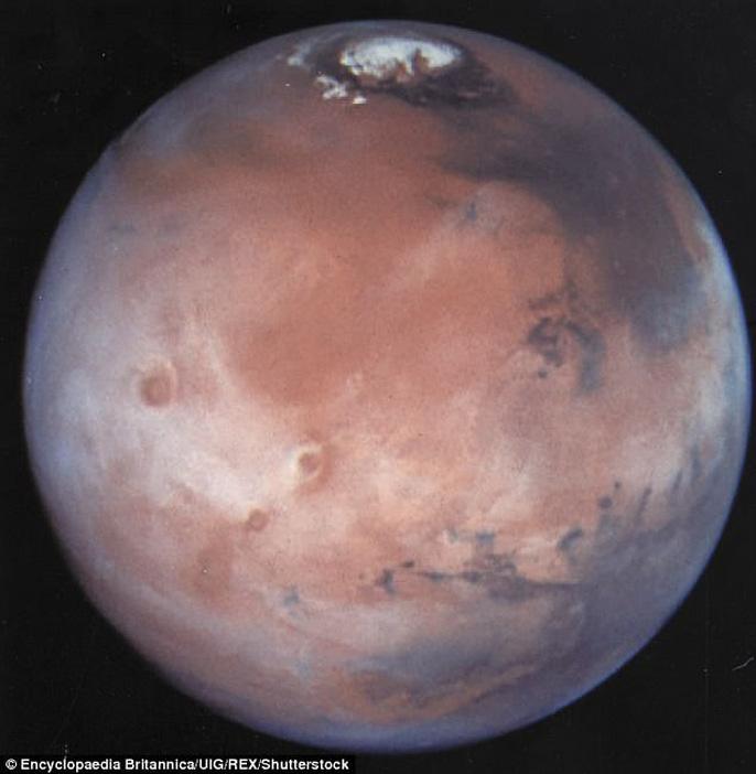 NASA tuyên bố: Con người có thể sống trên Sao Hỏa!