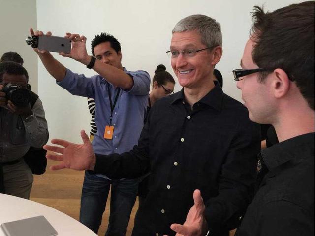 tinh nang sap co tren iphone se khien nhieu nguoi bi soc va ceo apple cung bang hoang