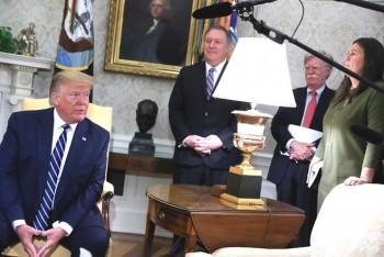 Ông Trump phê chuẩn tấn công Iran nhưng bất ngờ đổi ý vào phút chót