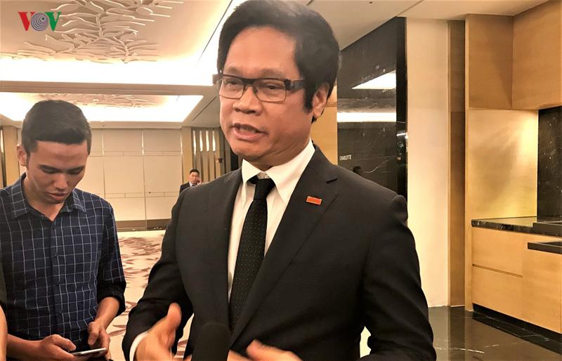 khai mac dien dan doanh nghiep viet nam giua ky vbf 2019