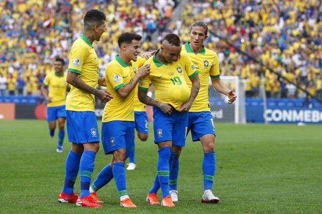 brazil paraguay thach thuc lon voi selecao
