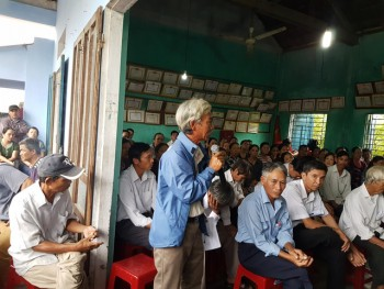 Nhà máy thép gây ô nhiễm: Dân yêu cầu di dời sớm