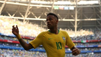 Brazil 2-0 Mexico: Dấu ấn đặc biệt của Neymar